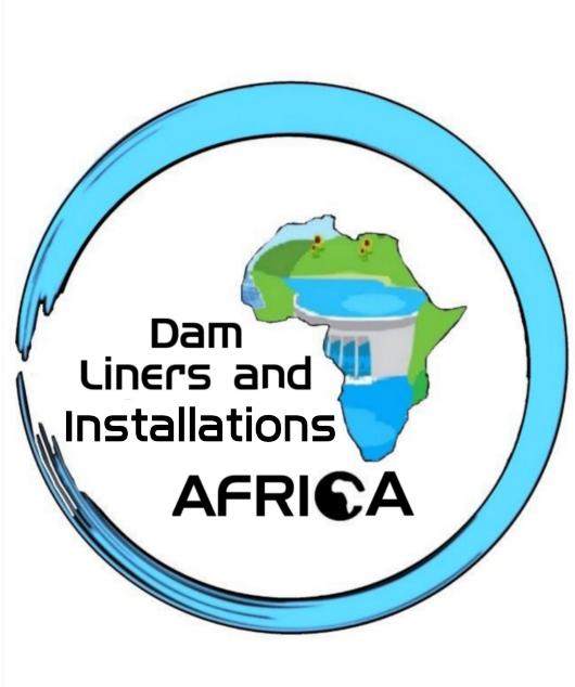 LOGO DAM LINERS & INSTALLATIONS AFRICA
